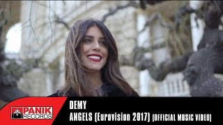 Demy - Angels (Eurovision 2017) Official Music Video HQ