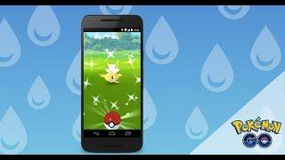 Pokémon GO - Shiny Magikarp Spotted!