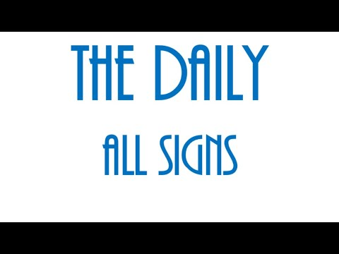 Xxx Mp4 January 24 24 2019 All Signs Daily Message 3gp Sex