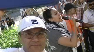 Assaulted At 2017 Toronto Al Quds Day Protest
