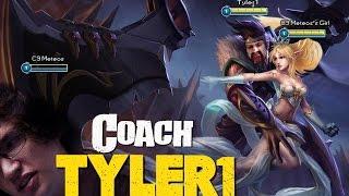 COACH TYLER1 - SEX GOD DRAVEN