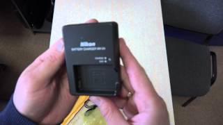 Посылка с Ali #322: Зарядные устройства Nikon MH-24