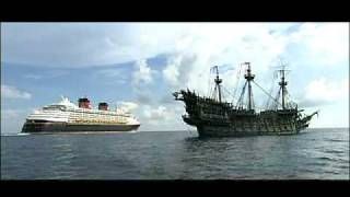 Flying Dutchman at Castaway Cay