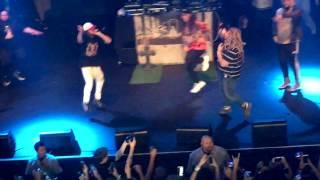 Fat Nick - 2 Hot 4 U feat. $uicideboy$ (Live in LA, 11/6/2016)