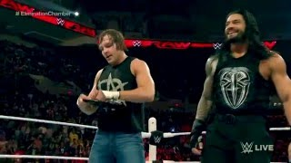 Roman Reigns & Dean Ambrose Tribute (2015)