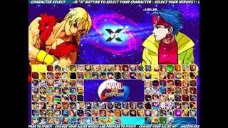 Competitive Mugen?! - Full Stream 8/17/18 - Uncanny Marvel VS Capcom Infinite