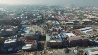 Erzurum City Winter 16- Stock Video