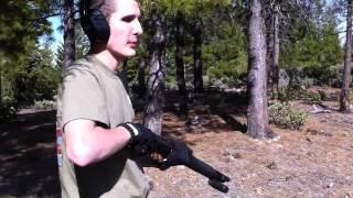 Pistol grip shotgun technique Part:1