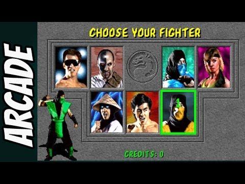 Xxx Mp4 Mortal Kombat 1 Arcade Gameplay Com Reptile Playthrough 3gp Sex