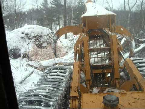 Tigercat 635 D.wmv