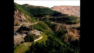 Atentie la Rosia Montana! Priviti exploatarea miniera de la Rosia Poieni!