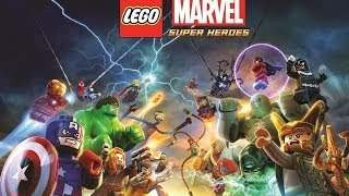 LEGO Marvel SuperHeroes Pelicula Completa En Español HD - Game Movie