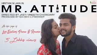 Mr.Attitude Telugu Short Film 2018    English Subtitles    A Film By Jasti Vineeth Chowdary