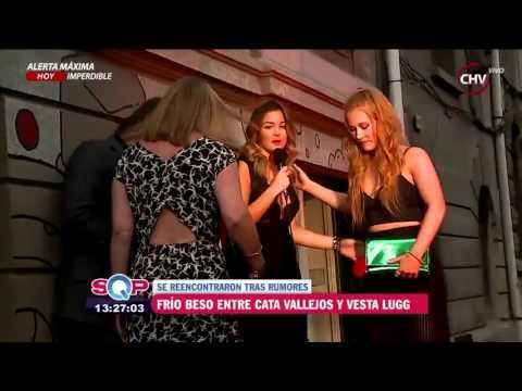 Vesta Lugg y Cata Vallejos tuvieron frío encuentro por rumores con Karol Dance