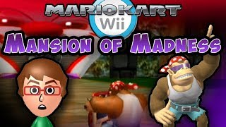 Mario Kart Wii Custom Track: Troy vs Mansion of Madness