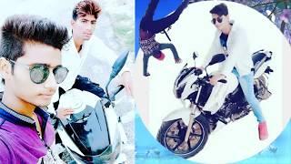Ashish Pandey dance Bhojpuri song