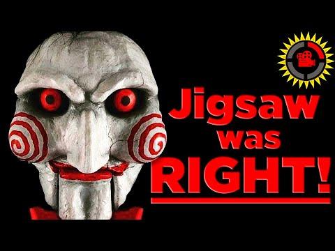 Film Theory Jigsawwas RIGHT Saw Movies