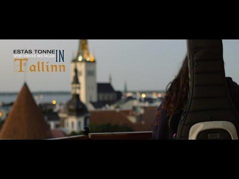 Estas Tonne Spontaneous Nostalgia in Tallinn 2015