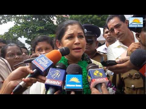 Need to change minority government to Majority : Rosi senanayake