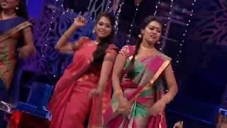 serial actress dance
