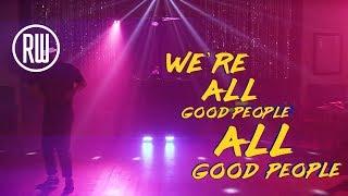 Robbie Williams | Good People - Official Lyric Video