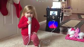 Audrey Nethery   Little Girl Song   What Makes You Beautiful   Happy Kids