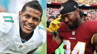 10 NFL Players Who SUCKED After Signing Huge Contracts
