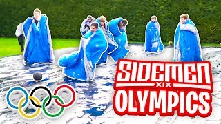 SIDEMEN HOMEMADE OLYMPICS