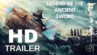 Legend of the Ancient Sword, Official Trailer #1 , 2018 India release soon (Prod of Monkey king )