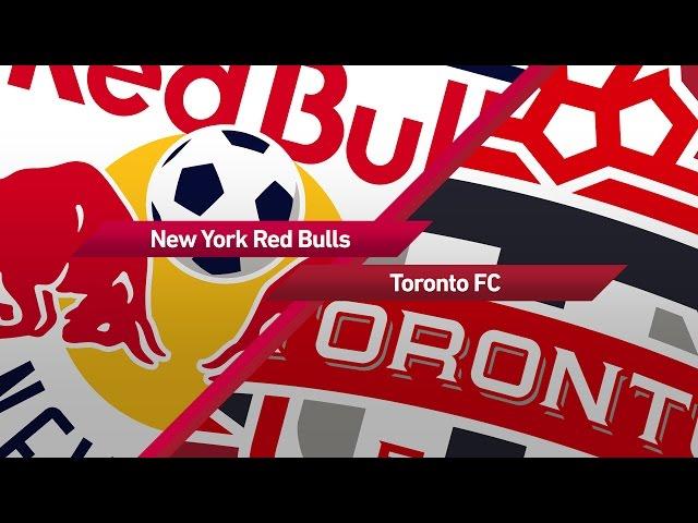 Highlights: New York Red Bulls vs. Toronto FC | May 19, 2017