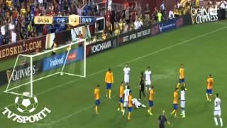 اهداف مباراة برشلونة وتشيلسي 2-2 ركلات الترجيح 2-4 [2015/07/29] [الكاس الدولية] عادل خلو [HD]