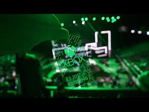 Xxx Mp4 Making Xbox One X Videos At E3 2017 3gp Sex