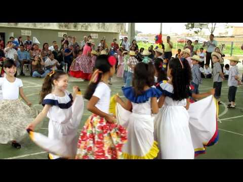 Baile La Burriquita Integral Guayana II