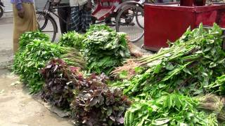 Fresh Vegetable and Fruits in Bangladesh Market