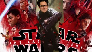 """J.J. ABRAMS TAKES A CHAINSAW TO RIAN JOHNSON'S """"THE LAST JEDI""""! These 4 characters are GONE FOR GOOD"""