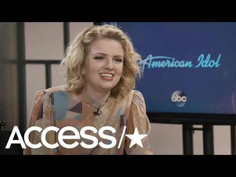 'American Idol': Maddie Poppe Shares The Story Behind Her & Caleb Lee Hutchinson's Romance | Access