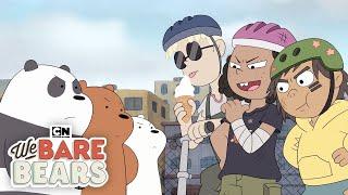 We Bare Bears | Baby Bears B-Ball Showdown | Cartoon Network