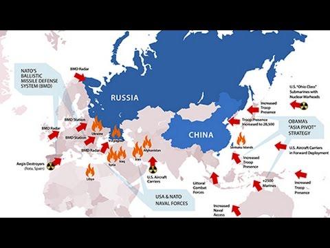 US-NATO Border Confrontation with Russia Risks