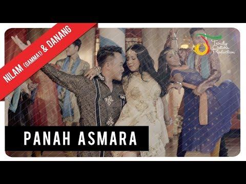 Nilam Gamma1 Danang Panah Asmara Official Video Clip