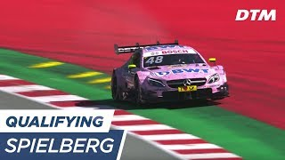 DTM Spielberg 2017 - Qualifying (Race 1) - RE-LIVE (English)