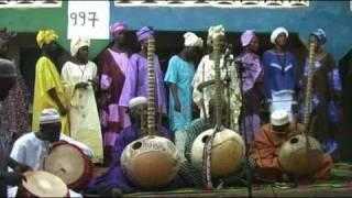 Suso Kunda Jaliya: Allah Leka Jaliya. Griot from Tambasansang, Gambia. Pt 1