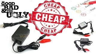 CHEAP eBAY | Chinese Battery Charger | TESTED | Should you buy?