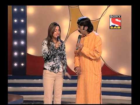 Suchita as Zara Khan and Shakeel wanna be actor - Episode 12