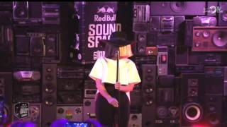 Sia - chandelier (Live in the Red Bull Sound Space)