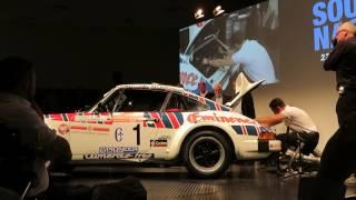 Porsche Sound Nacht 2016   Porsche 911 SC San Remo