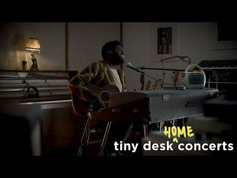 Michael Kiwanuka Tiny Desk Home Concert