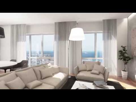 Luxury hotel apartments for sale in Yesilkoy Istanbul
