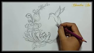 Cool Easy Drawings - Pencil Drawing a Beautiful Picture