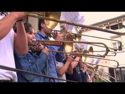 Flashmob Peschiera del Garda ufficiale Inno alla Gioia Beethoven