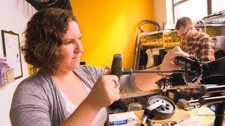 Engineering Freedom for Wheelchair Users - Women Entrepreneurs #55